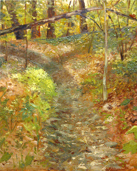 Trail at Rockgarden