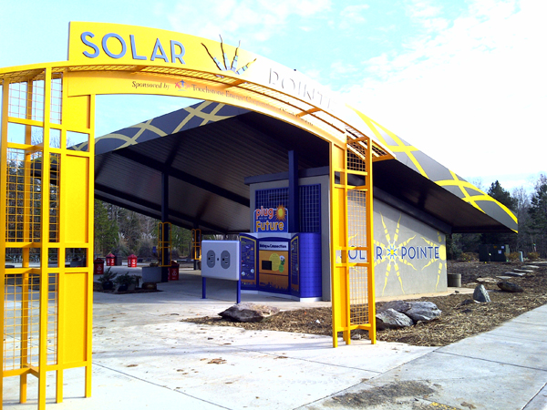 Solar Pointe at the North Carolina Zoo